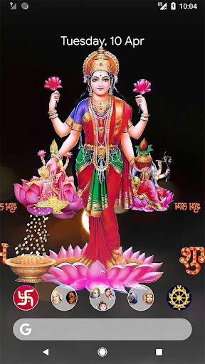 4D Lakshmi Live Wallpaper screenshot 4