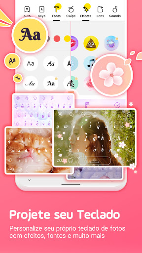 Teclado emoji Facemoji:Emoji screenshot 1