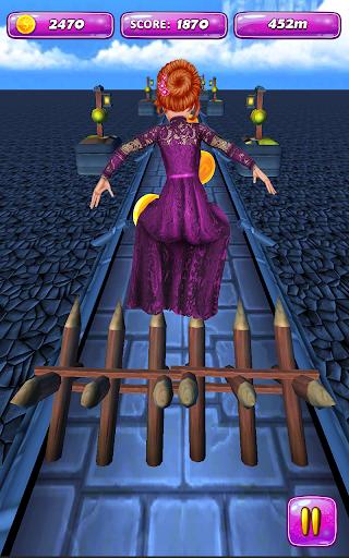 Princess Castle Runner: Endless Running Games 2020 screenshot 4