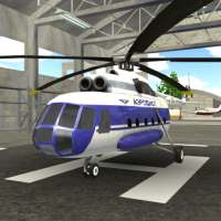Police Helicopter Flying Simulator on 9Apps