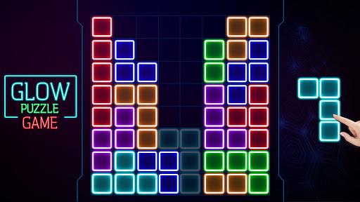 Glow Block Puzzle screenshot 6