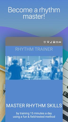 Rhythm Trainer 5 تصوير الشاشة