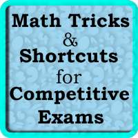 Math Tricks Competitive Exam on 9Apps