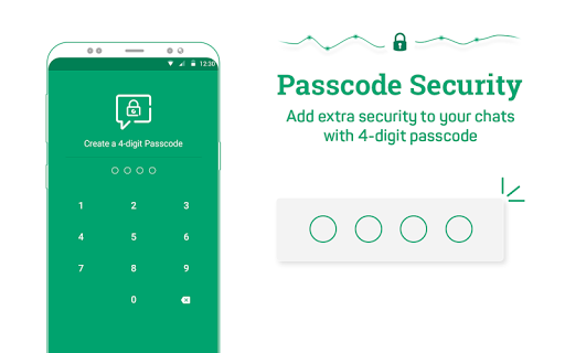 Locker for Whats Chat App - Secure Private Chat screenshot 8