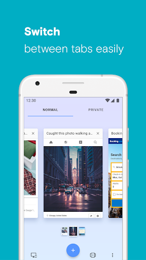 Opera browser beta screenshot 8