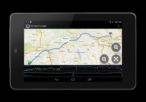 Ulysse Speedometer 12 تصوير الشاشة