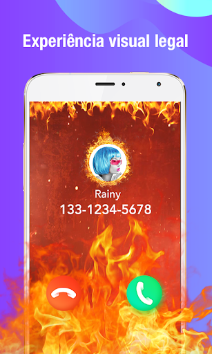 Color Call Flash-Call Screen ,Call Phone,LED Flash screenshot 2