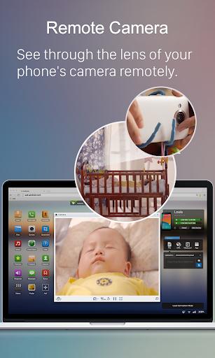 AirDroid: File & Remote Control & Screen Mirroring screenshot 5