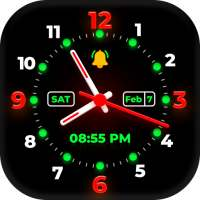 Smart watch wallpapers : Clock Live Wallpapers HD on 9Apps