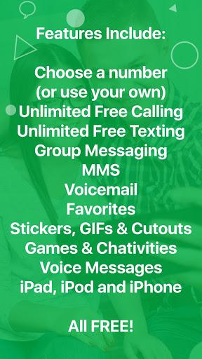textPlus: Free Text & Calls स्क्रीनशॉट 5