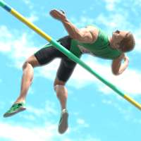 Athletics Mania: Jeu de sports d'Athlétisme on 9Apps