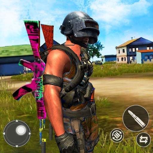 Gun Strike: Modern 3D FPS - Offline Shooting Game
