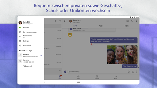 Microsoft Teams screenshot 13
