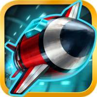 Tunnel Trouble 3D - Space Jet Game on 9Apps