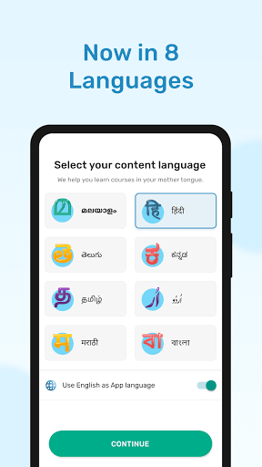 Entri: Learning App for Job Skills screenshot 1