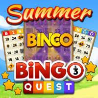 Bingo Quest - Summer Garden Adventure on 9Apps