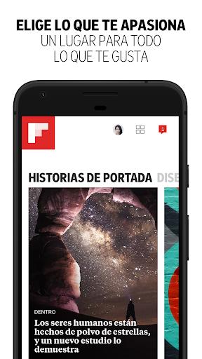 Flipboard screenshot 1