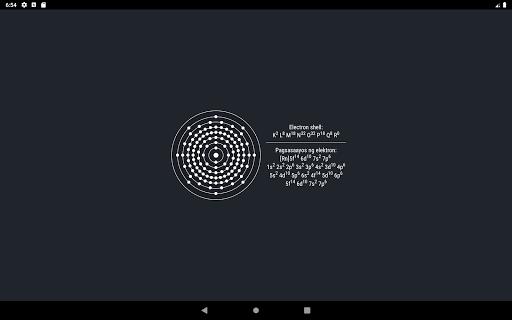 Periodic Table 2021 - Kimika screenshot 24