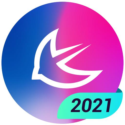 APUS Launcher: Tema,Oculta app icon