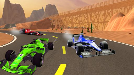 Nieuwe Formula Car Racing Stunt: GT Car Games screenshot 4