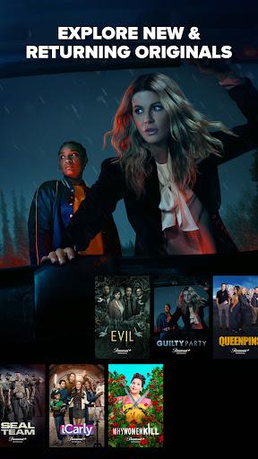 Paramount  | Watch Live Sports, News & Originals screenshot 3