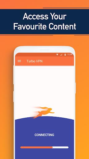 Turbo VPN - Secure VPN Proxy screenshot 4