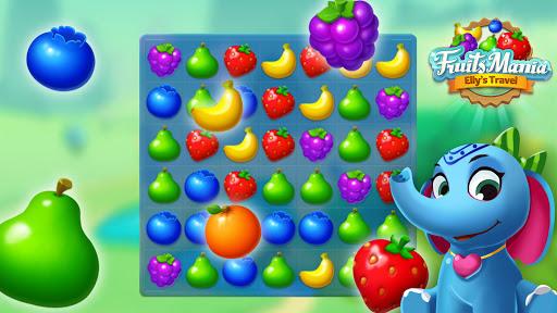 Fruits Mania : Elly's travel screenshot 2