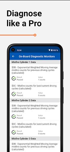 OBD Auto Doctor - ELM327 & OBD2 car scanner tool screenshot 6