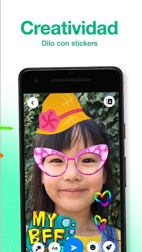 Messenger Kids – La app de mensajes para niños screenshot 5