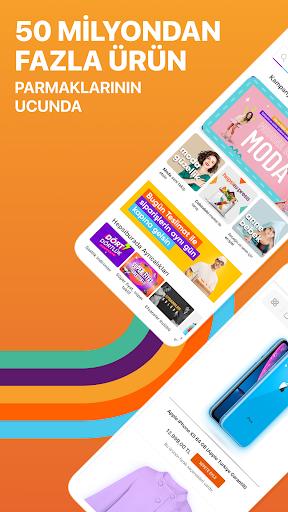 Hepsiburada: Online Alışveriş screenshot 1