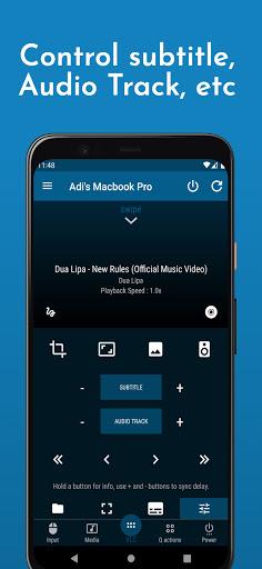 VLC Mobile Remote - PC Remote & Mac Remote Control screenshot 8