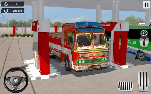 Indian Truck Offroad Cargo Drive Simulator 2 screenshot 4