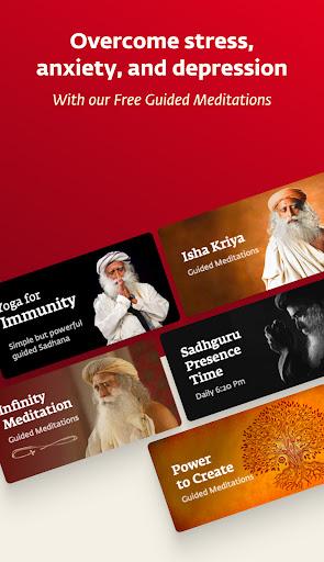 Sadhguru - Yoga, Meditation & Spirituality screenshot 3