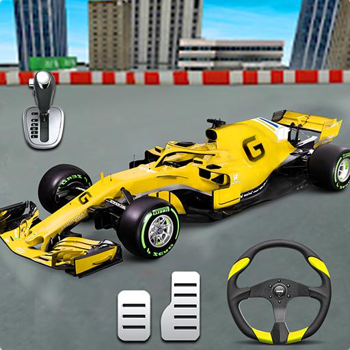 Nieuwe Formula Car Racing Stunt: GT Car Games icon