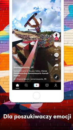 TikTok: Filmy, Muzyka i Hashtagi screenshot 4
