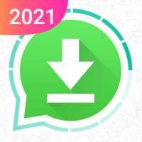 Status Saver for WhatsApp - تطبيق تنزيل الفيديو on 9Apps