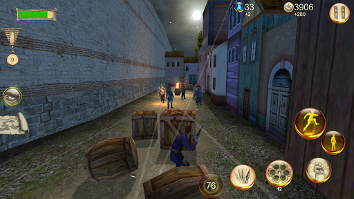Zaptiye: Open world action adventure screenshot 3