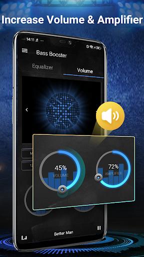 တူညီသော ကို - Volume ကို Booster & ဘေ့ Booster screenshot 6