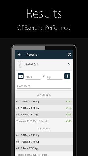 Fitness Trainer FitProSport screenshot 5
