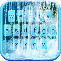Waterfall Animated Keyboard + Live Wallpaper on 9Apps