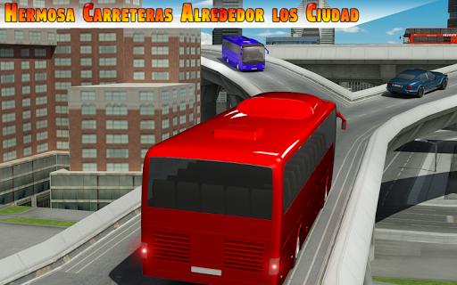 Ciudad Autobús Simulador 3D - Adictivo juego screenshot 5