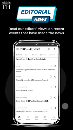 The Hindu News: India's Most Trusted English Daily screenshot 4