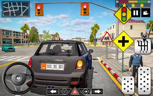 Car Driving School 2020: Real Driving Academy Test screenshot 3