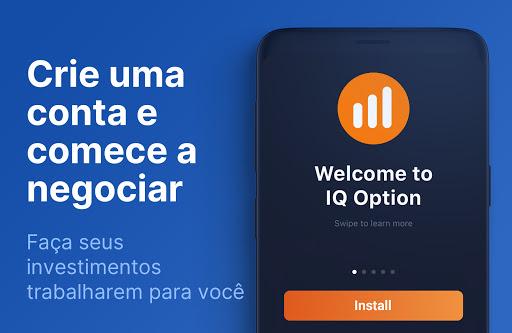 Corretora IQ Option: negociação on-line screenshot 5