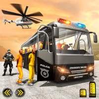 большой заключенный полиция автобус Водитель 2019 on 9Apps