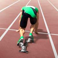 Athletics Mania: Track & Field Summer Sports Game on 9Apps