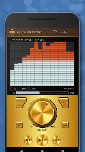 Dub-Musik-Player - Equalizer & Überblendung screenshot 4