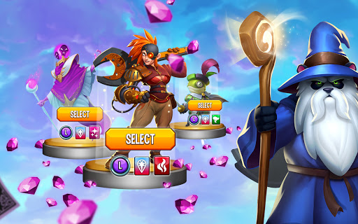 Monster Legends: Breed, Collect and Battle स्क्रीनशॉट 10