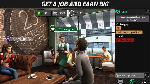 Avakin Life - 3D Virtual World स्क्रीनशॉट 4