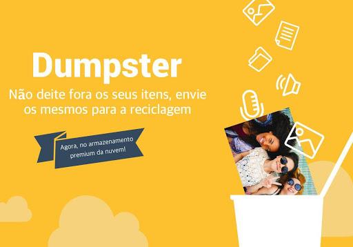 Lixeira Dumpster screenshot 9